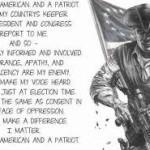 I am a Patriot