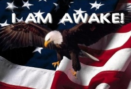 America - I am awake.