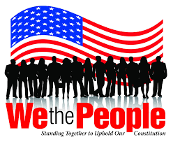 wE THE PEOPLE-STANDING TOGETHER TO UPHOLD OUR CONSTITUTION