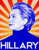 Hillary, stripes