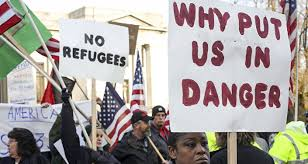 Refugee dont put us in danger.