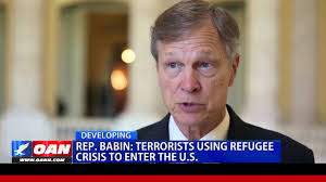 babin-terrorist-using-refugee-program-to-enter-us