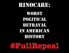 Rinocare political betrayal